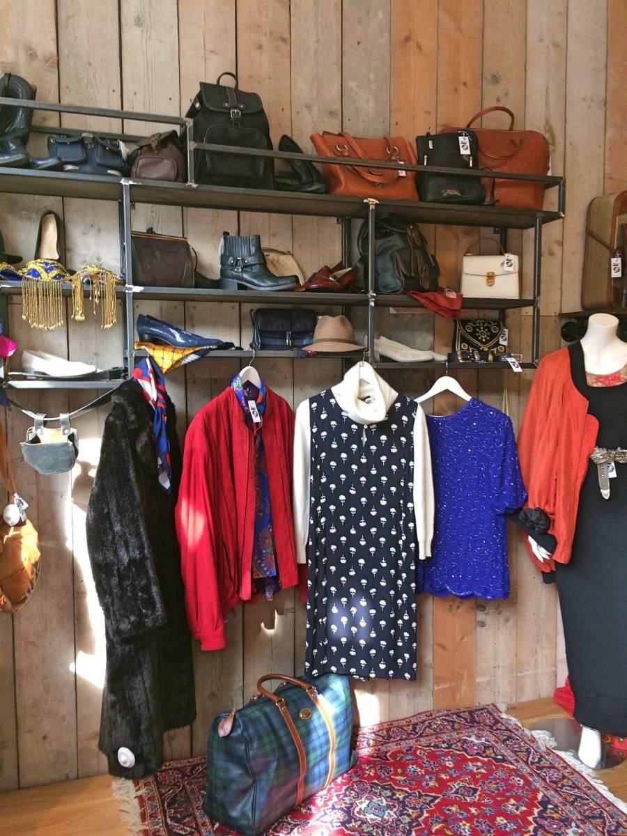 Roxy 79 Vintage kleding shoppen in Utrecht