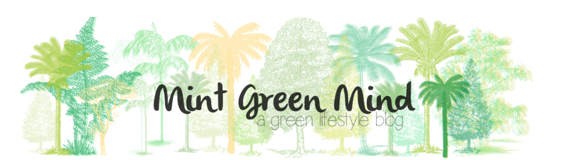 Groene blogs mint green mind