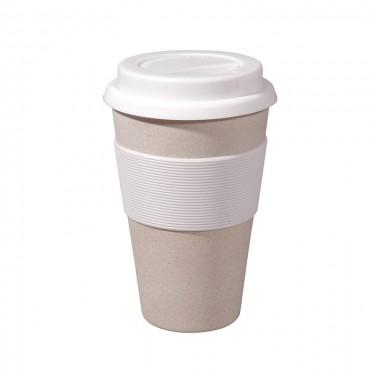 Zuperzozial herbruikbare koffiebeker