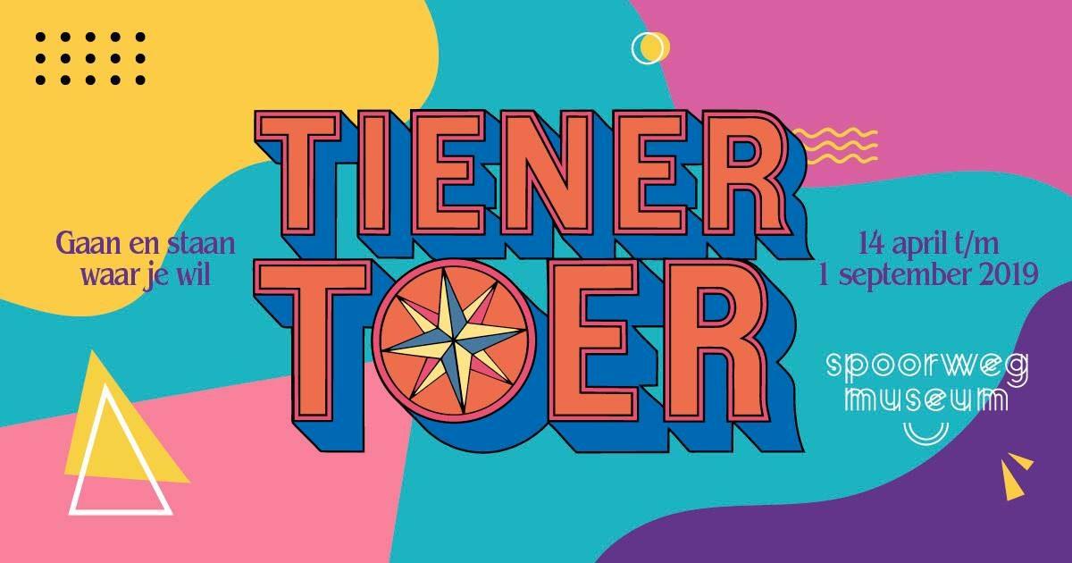 Tienertoer - Utrecht in de zomer 2019