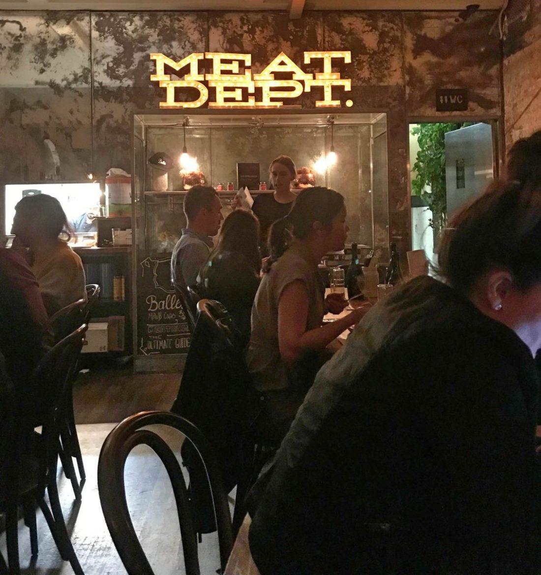 Meatballs and Wine