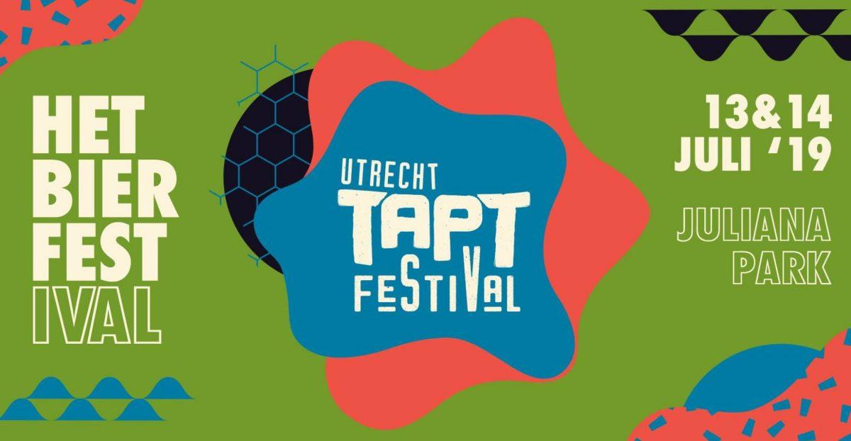Utrecht in de zomer 2019 - Utrecht tapt festival