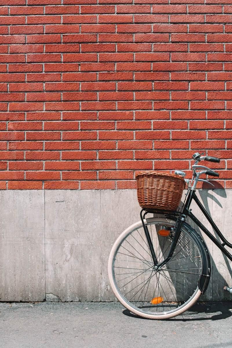 Duurzaam reizen fiets