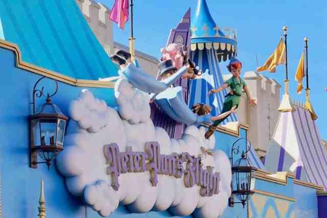 Disney's Peter Pans Flight