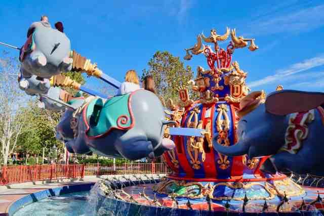 Disney Dumbo the Flying Elephant