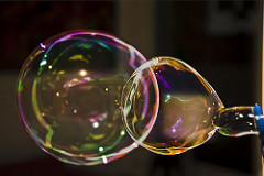 Bubbles photo