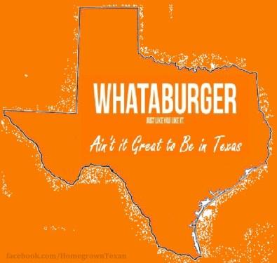 texas whataburger