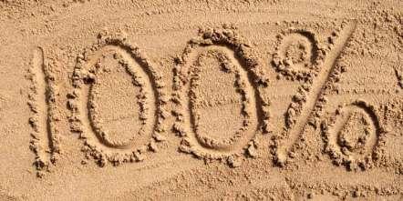 100 sand