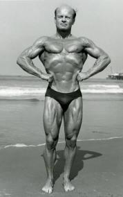Clarence Bass by Bill Reynolds California Beach 1980 Age 43