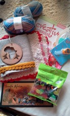 Knitting Notions Swap Goodies
