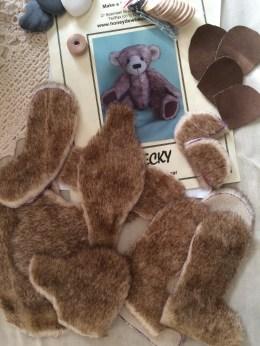 Handmade Bear - Becky