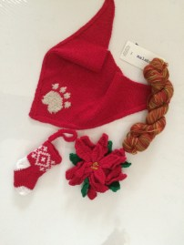 #stitchingsanta Gifts and goodies received from my Buddy Sewchet