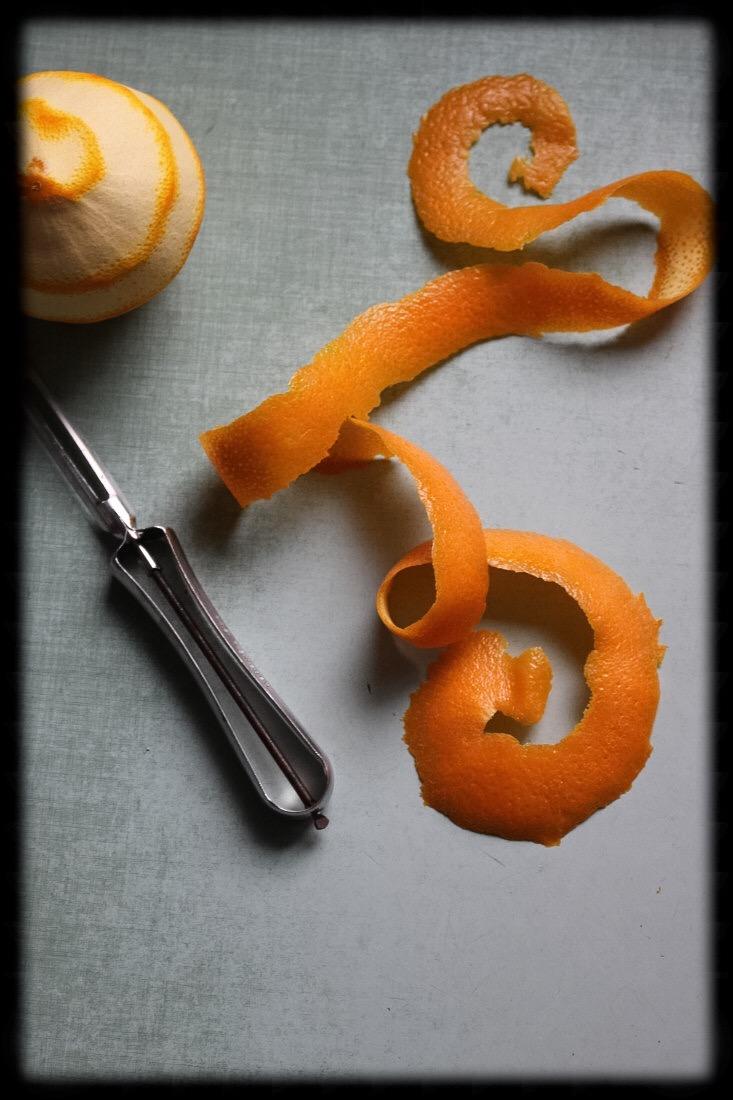 peeled oranges - the humble ye defiant orange