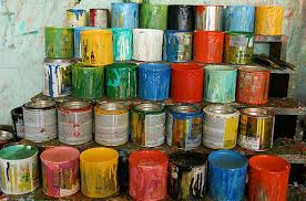 Choosing the right paint color for your home.