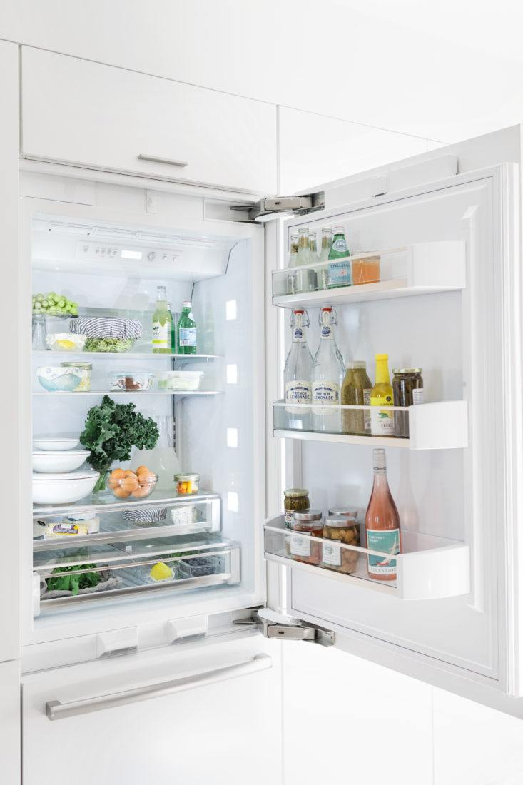 The Tidy Refrigerator