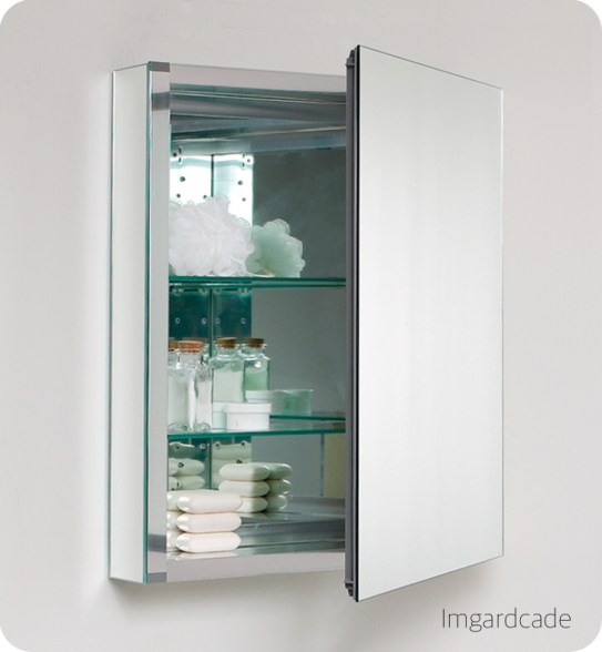 imgarcade medicine mirrored door cabinet