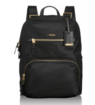 Tumi Halle Black Back Pack