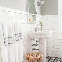 Pinterest Gray Paint In Bath Room