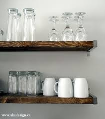 The Best Open Shelving For Under $30