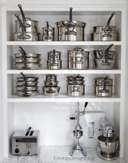 emmasdesignblog knows how to make a pantry for other than food storage!