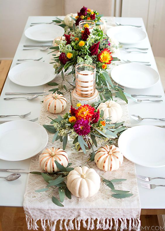 homeyohmy.com blog fall table setting