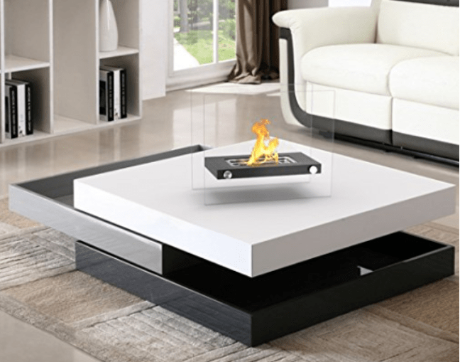Table Top Portable Fireplace