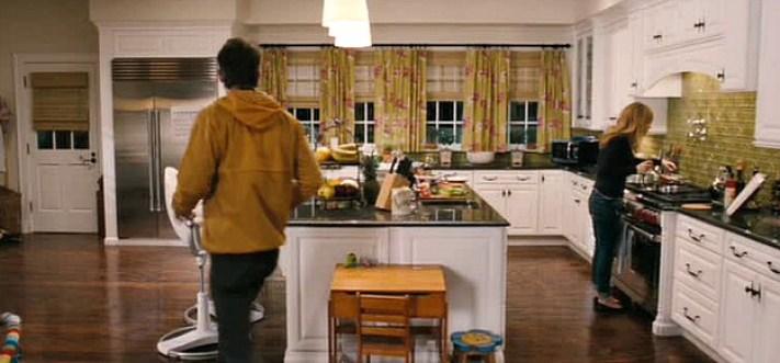 The Change Up Movie Kitchen