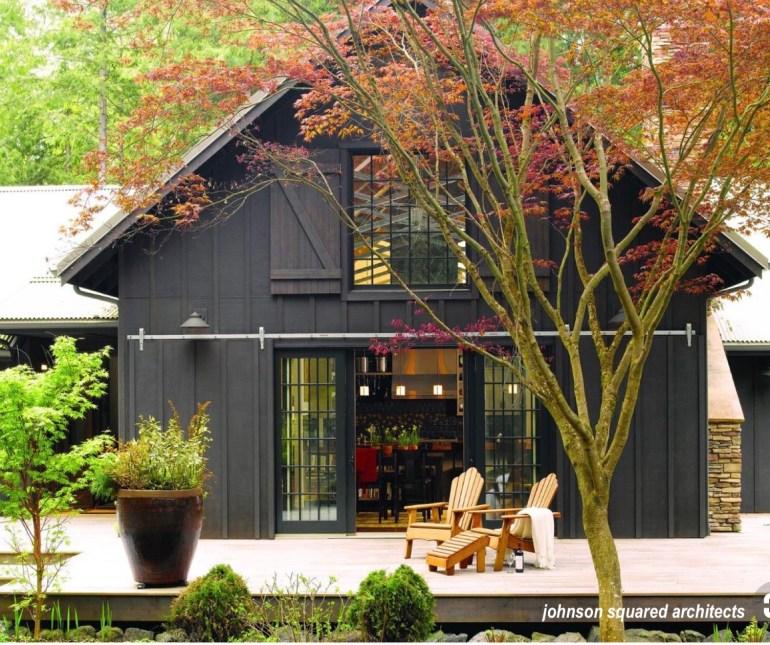 johnson squared architects barn