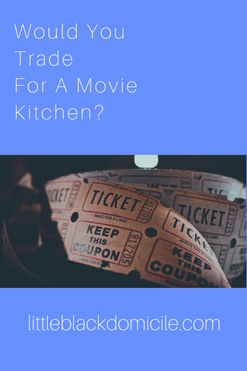 littleblackdomicile and movie kitchens