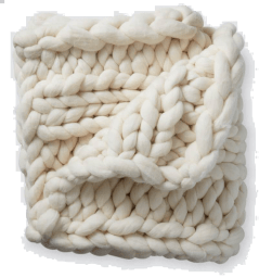 The Citizenry Knit Throw