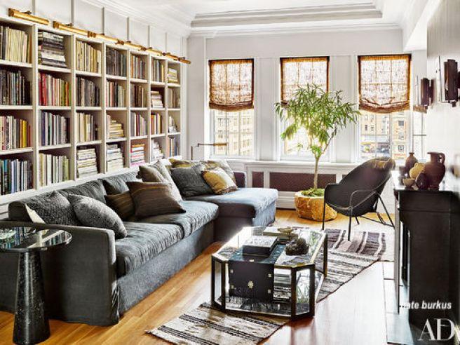 Nate Burkus Living Room