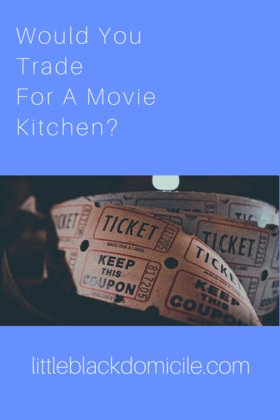 Movie kitchens and littleblackdomicile