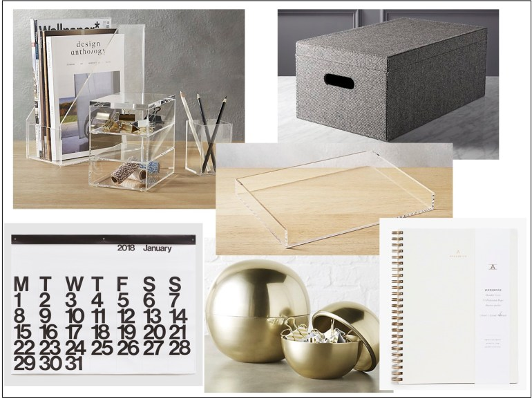 littleblackdomicile home office mood boards