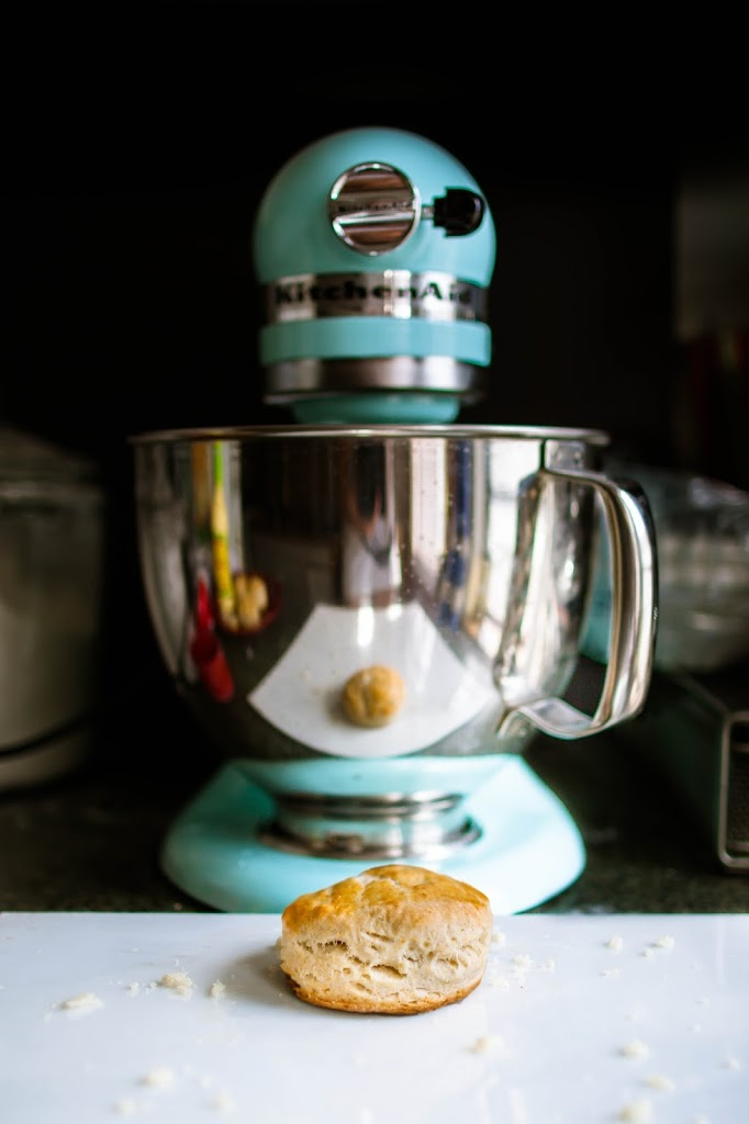 Buttermilk Biscuit and Kitchen Aid Broma Bakery