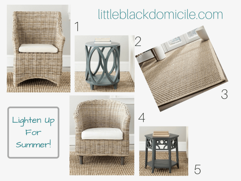 little-black-domicile-lighten-up-for-summer-rattan-furniture-natural-rugs-painted-tables