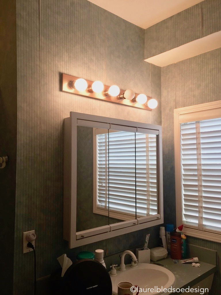 laurelbledsoedesign-bathroom-renovation-vanity-design-mirror-sconces -virtual-interior-design
