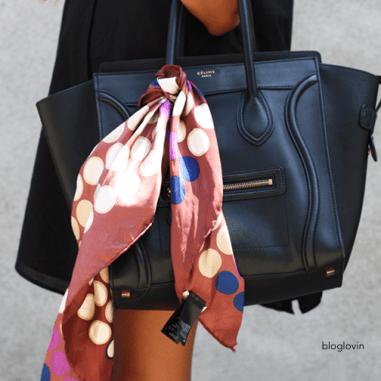 bloglovin-black-handbag-dot-scarf