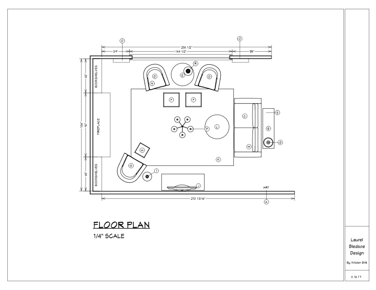 Gretchen Conn Family Room Renovation Concept 8.16.17