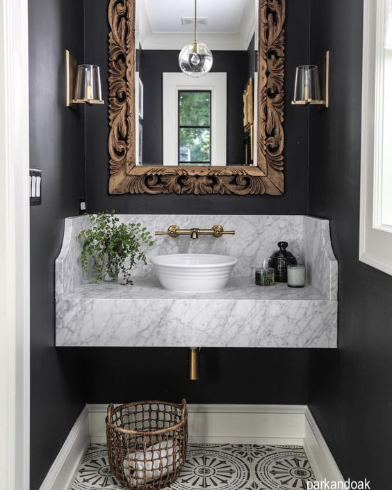 parkandoak-powder-room-interior-design-we-spy-sunday-littleblackdomicile