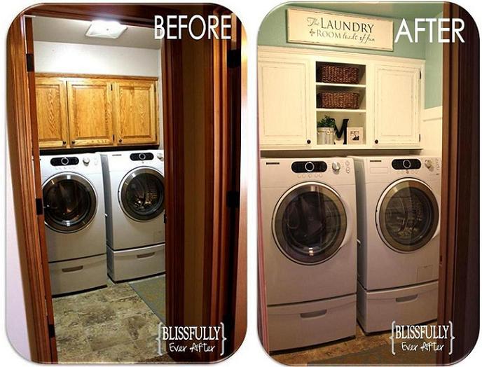 blissfullyeverafter-laundry-room-makeover