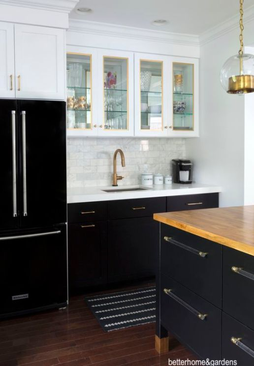 better home&gardens-black-appliances