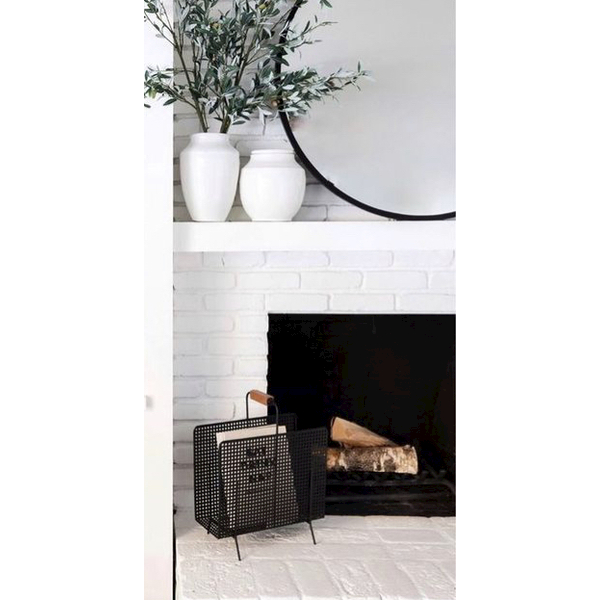 fireplace-inspiration-round-mirror