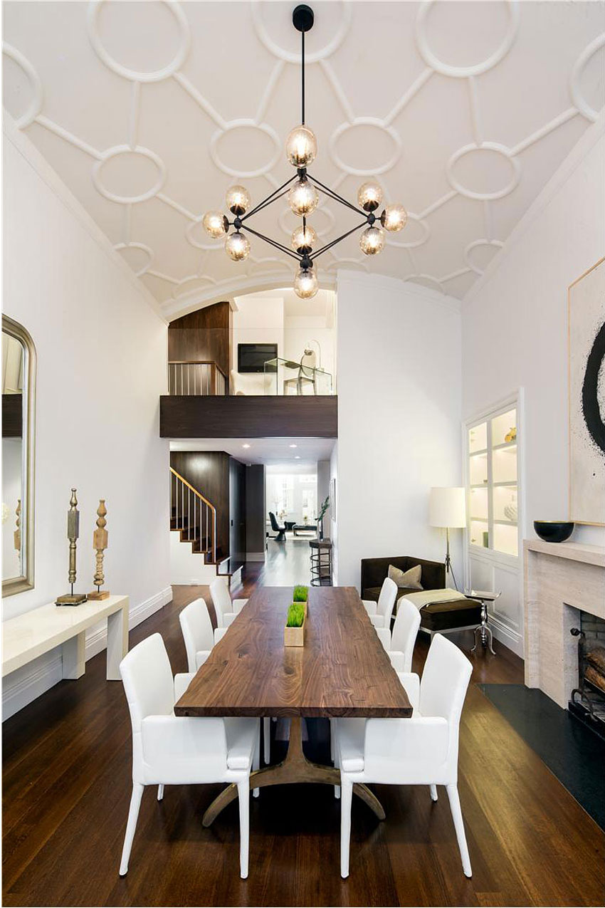 3carchitecture-barrel-ceiling-dining-room