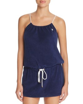 terry rope dress; bloomingdales.com