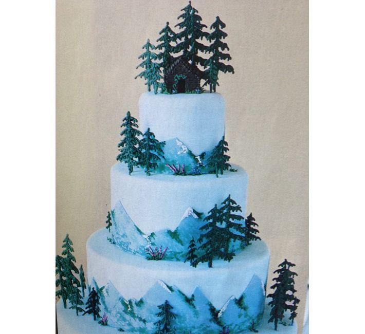 Weddings A Rustic Candlelit Wedding In Alaska Little