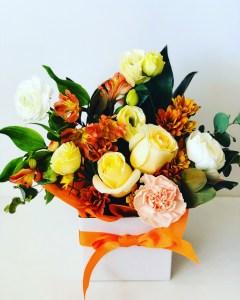 Little Box of Flowers Little More