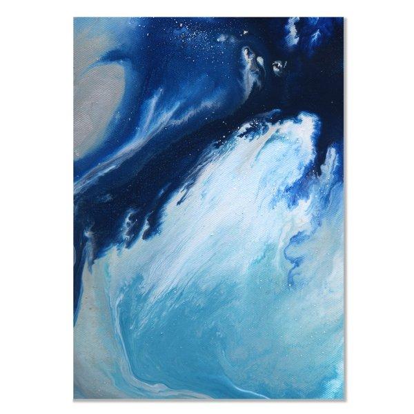 Card - Waves