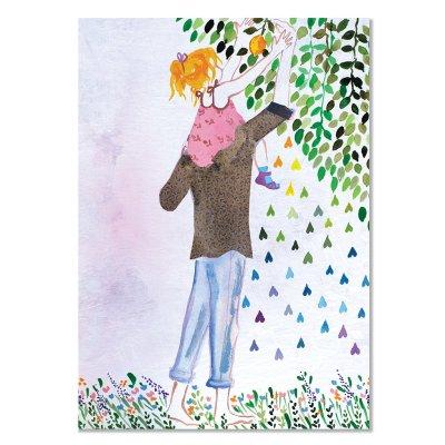 Card - Daddy's Girl - Spring