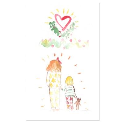 EP Pyjamas Mini Card
