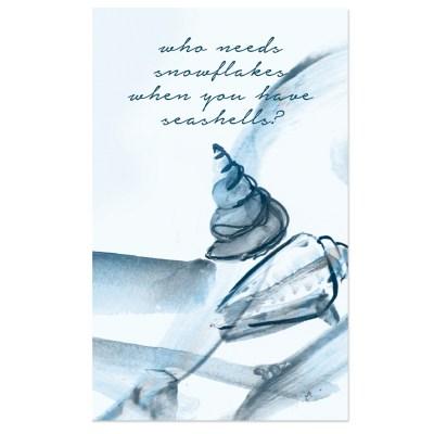 EP Seashells Mini Card